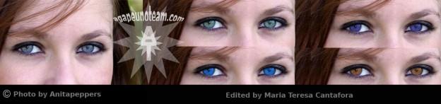 Cambiare colore occhi con Photoshop