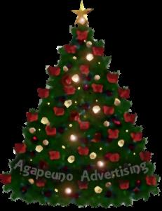 Albero di Natale - illustrazione