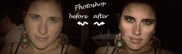 Photo Retouching Fotoritocco