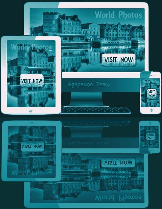 siti web professionali e siti web amatoriali