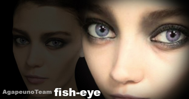 effetto fisheye con Photoshop